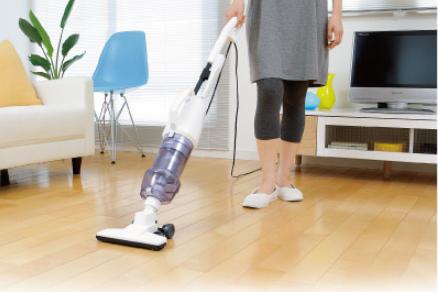 おすすめ掃除機。吸引力も強い、ツインバード サイクロンスティック型クリーナー  | 楽天・最安 口コミ