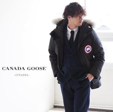 ダウンの定番カナダグース・ジャスパー。メンズ・レディースとも大人気の冬の定番コートは夏に予約を!
