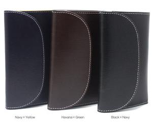 ホワイトハウスコックス(Whitehouse )の3つ折・長財布はメンズ・レディースともにおすすめ。エイジングを楽しめるのが魅力。