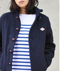 真冬でも暖か!ダントンのウールモッサのジャケット(メンズ・レディース)。重さ、サイズ感、お手入れなどに関する口コミ・評判も。