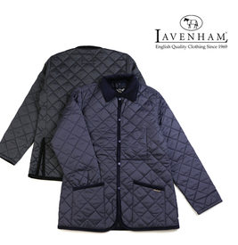 スーツからカジュアルまで!ラベンハムのキルティングコート(メンズ・レディース)の口コミやコーデをご紹介。