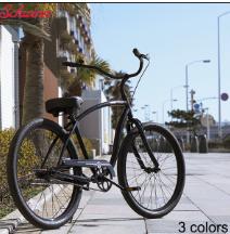 おしゃれな自転車、ビーチクルーザー(シュウィン)。電動アシスト自転車タイプも! | 楽天・通販