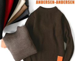 アンデルセンアンデルセン ニット サイズ