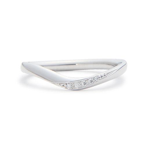 トレセンテ 婚約指輪 ダイヤ